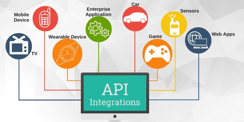 API Great For Application Integration - Rigel Networks