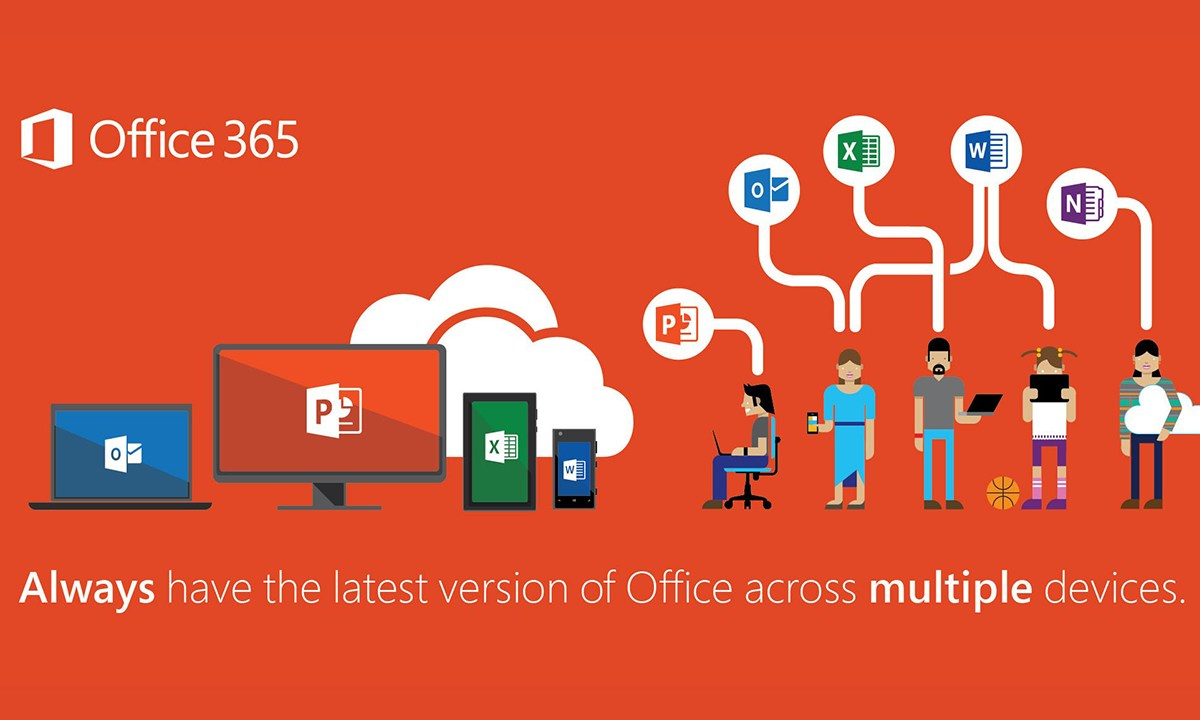 Office 365 - cloud service solutions