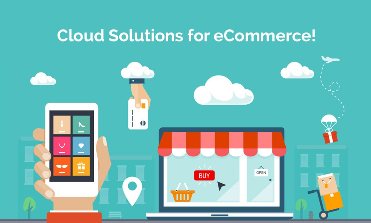 E-Commerce cloud service solutions