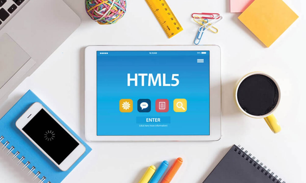 HTML5 Web Development Services