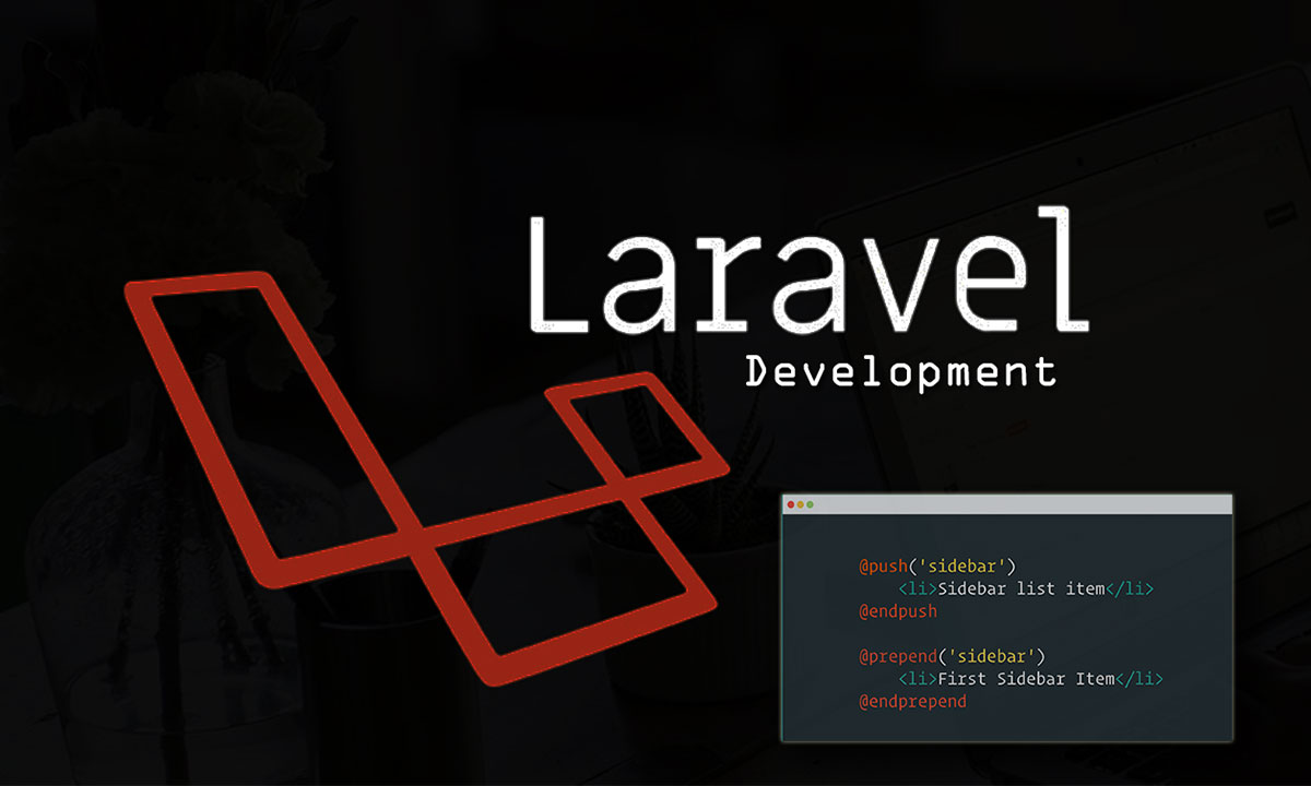 Laravel Web Development Service