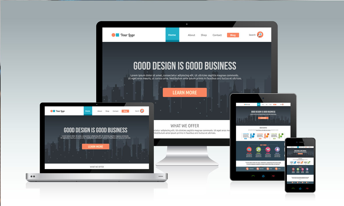 Responsive Web Design & Development Services