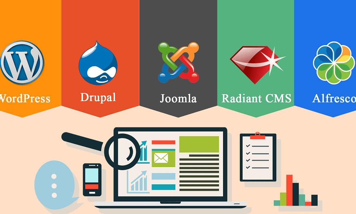 Open Source CMS Services - cms development