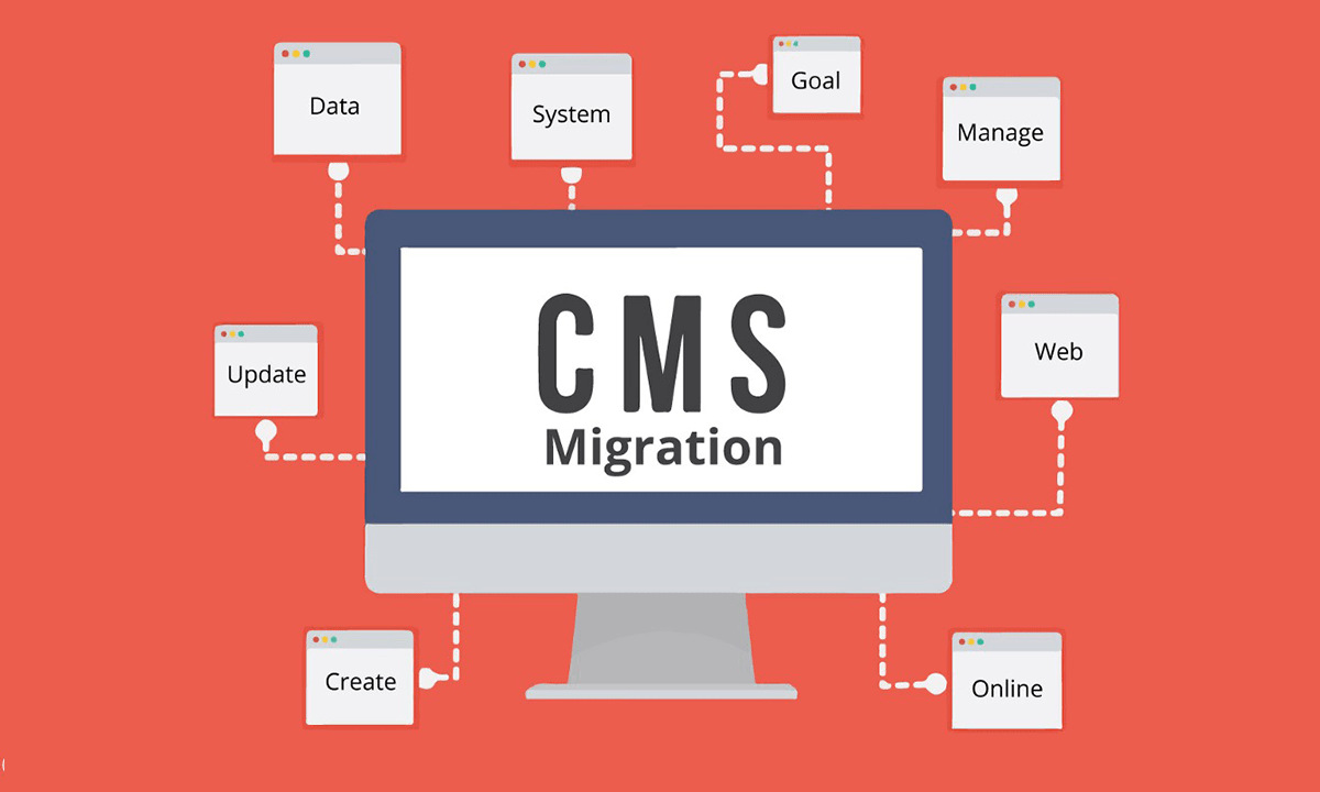 CMS Migration Services - content management system solution