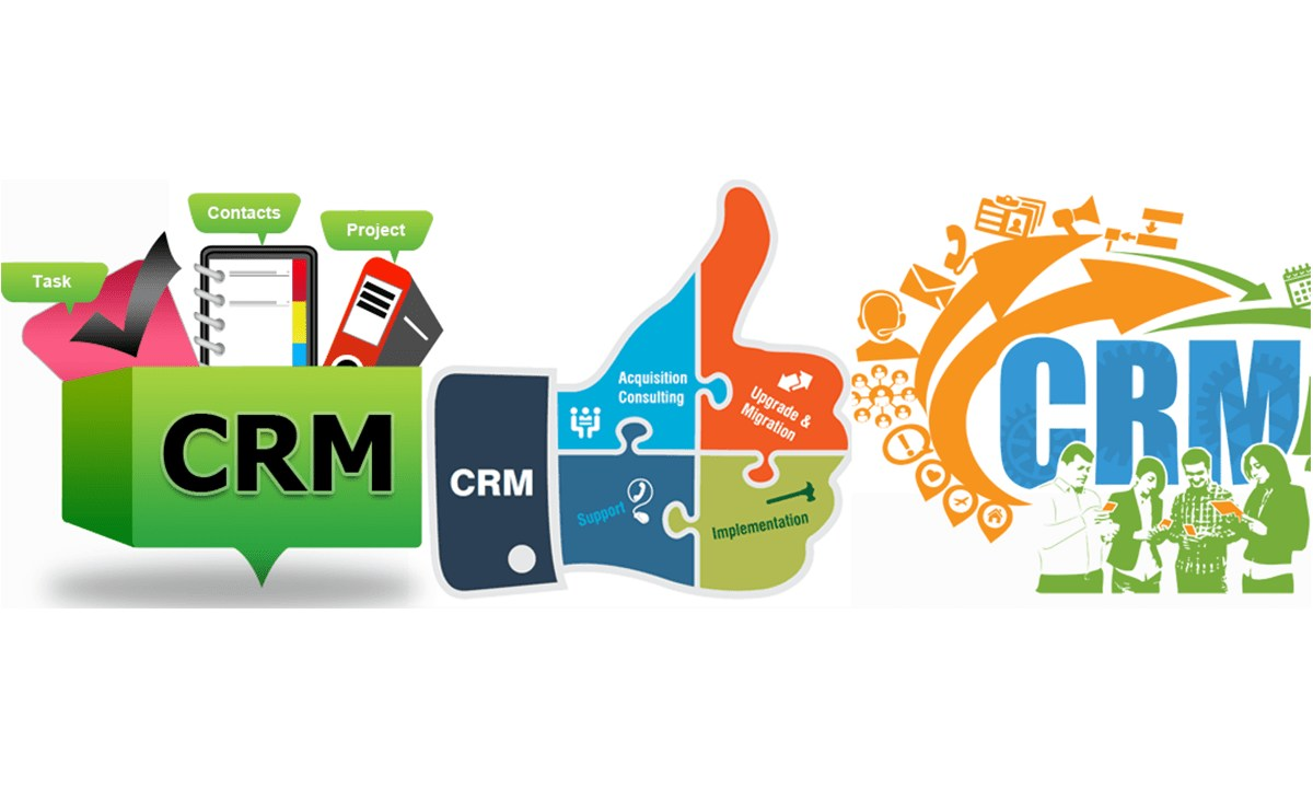 CRM Development & Customization - CRM software solutions