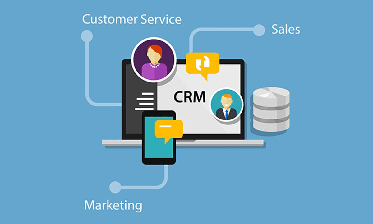 CRM Maintenance & Upgrades - CRM software solutions