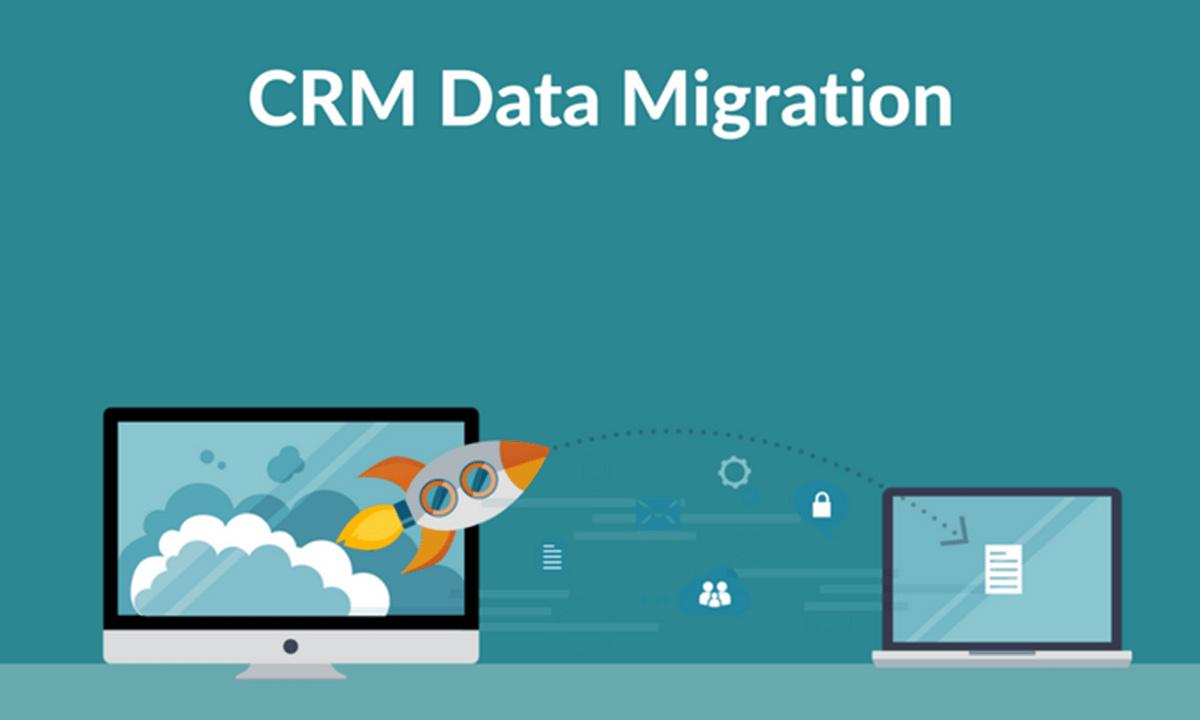 CRM Migration - Custom CRM Software Development Company