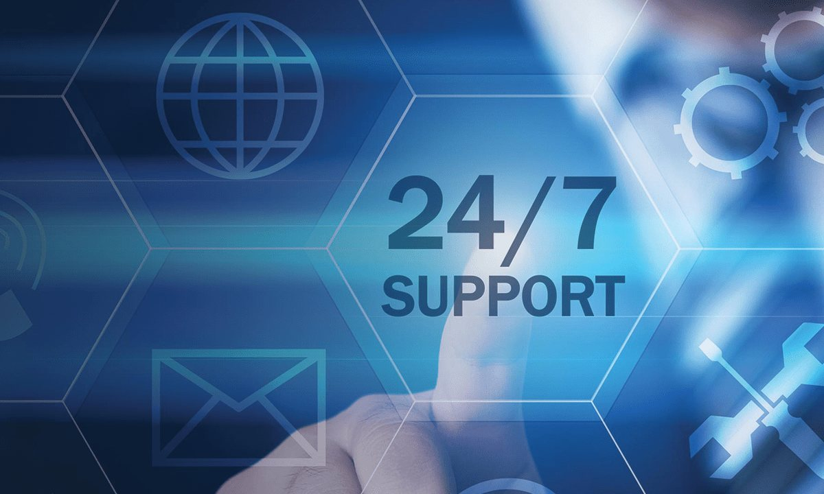 24*7 Support & Maintenance - eCommerce Development
