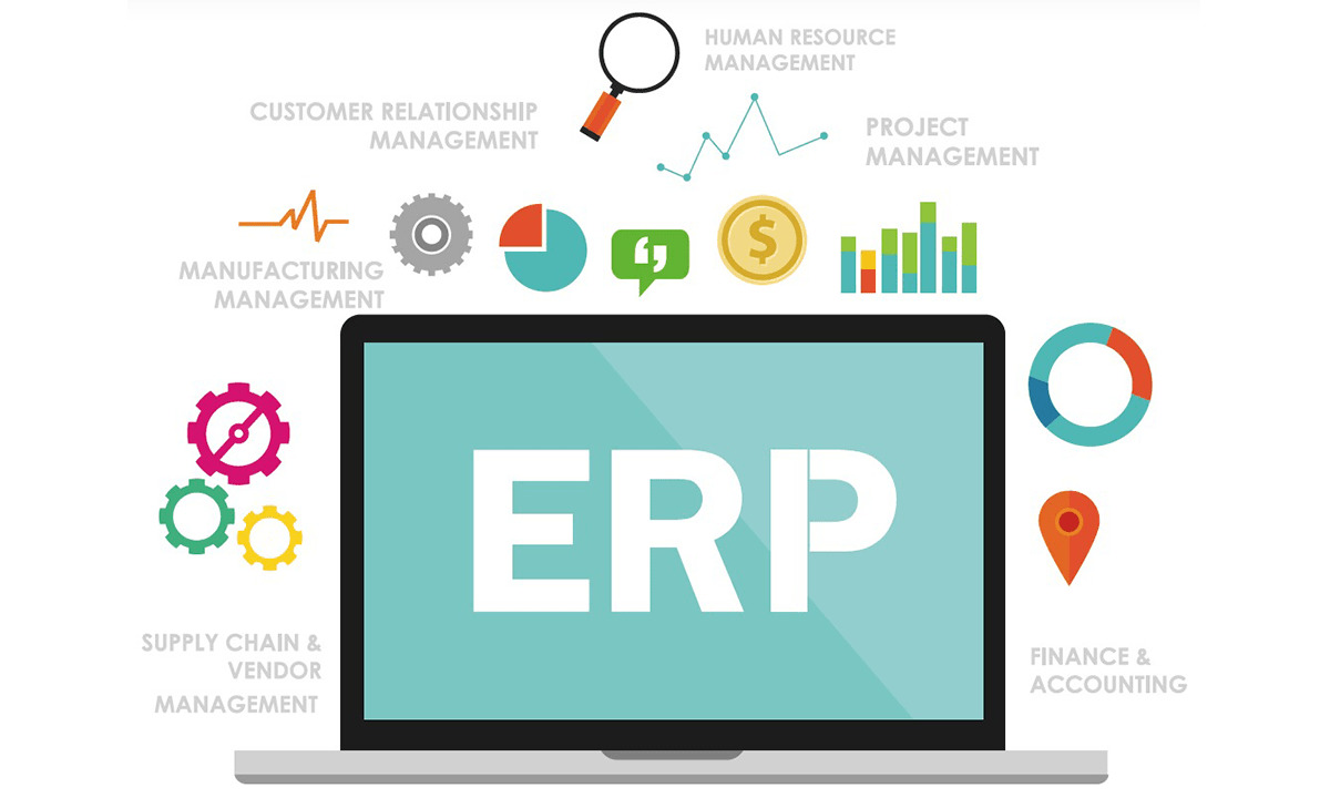 ERP Implementation - erp software development
