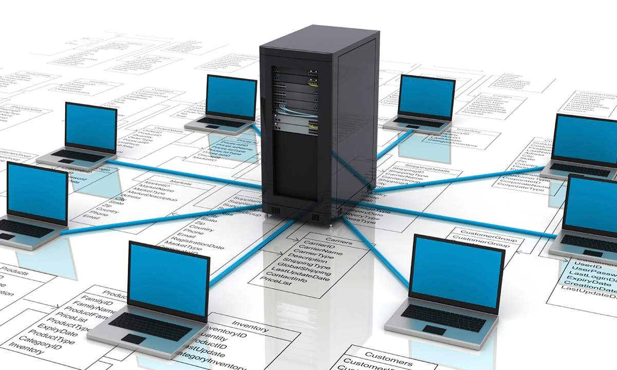 Database Management - infrastructure management services