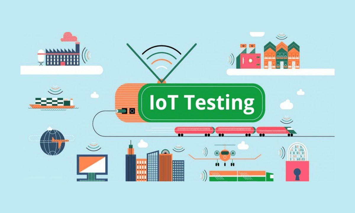 IOT Testing - iot development company