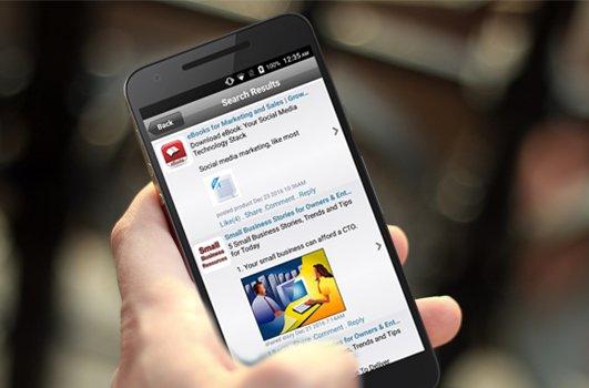 B2B Social Networking Application