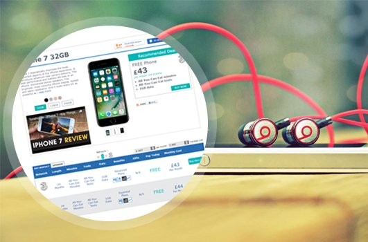 Mobile & Accessories Selling Portal