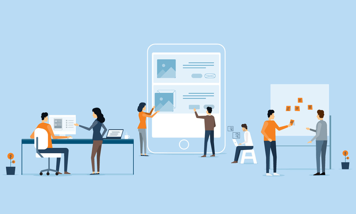 Custom Software Development - Retail IT Solutions