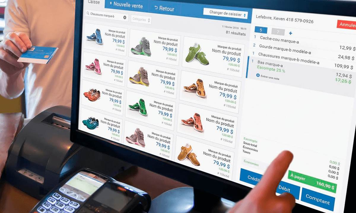 POS Integration - Integrated Solutions For Retailers