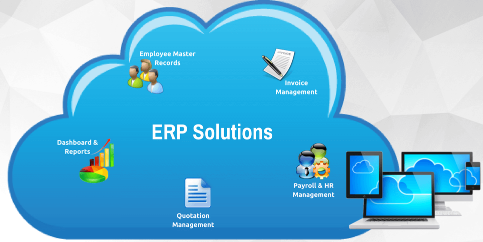 Top 4 Benefits of Moving on-Premises ERP to Cloud