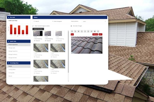 Charming Helping Roofers To Ease Their Sales Process By Roofing CRM Portal
