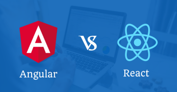Comparison of Angular Vs React – Which One Is Powerful?