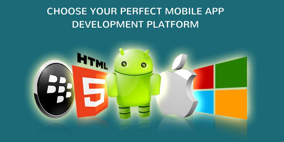 Top 6 Factors to Choose the Perfect Mobile Application Development Platform