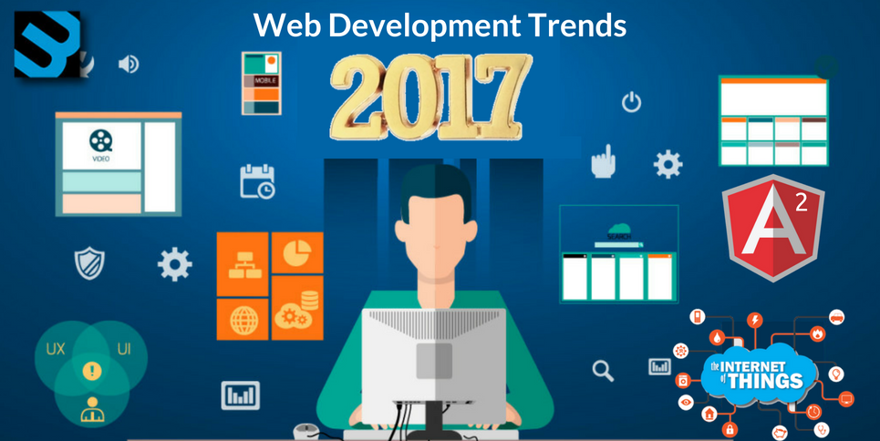 Web Development Trends for IT Giants in 2017