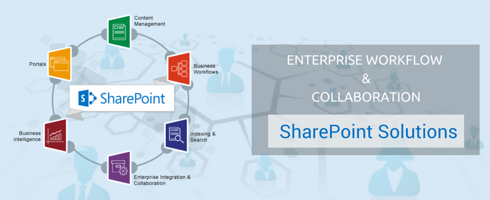 Procuring Perfect Organizational Workflow with SharePoint Development