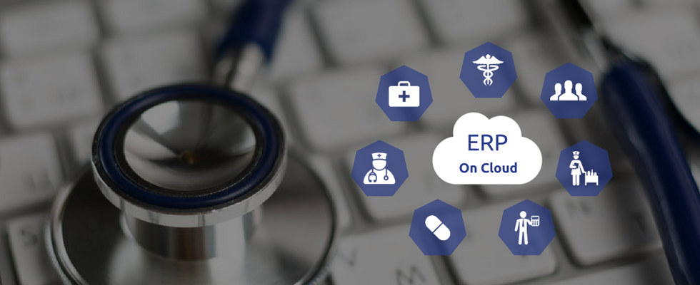 The Formidable Bearing of Cloud ERP in the Healthcare Industry
