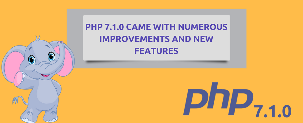 Top 9 Features of PHP 7.1