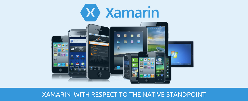 Xamarin: From the Perspective of Native App Development