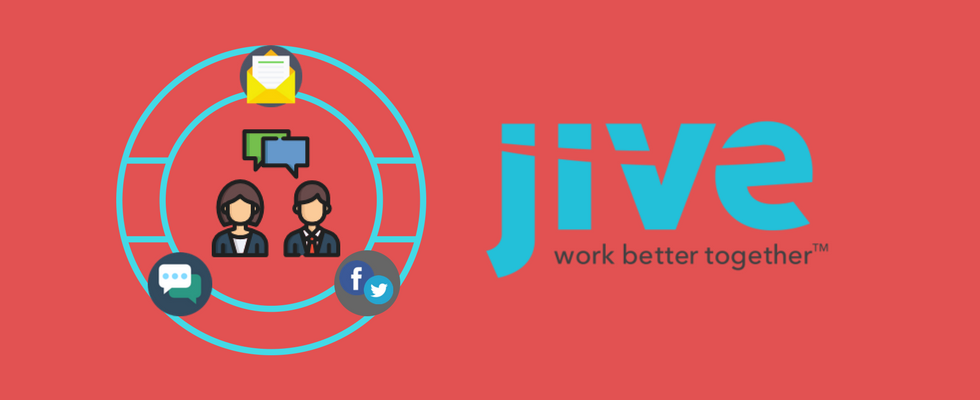 Reinventing Communication and Collaboration with Jive: An Interactive Intranet Platform