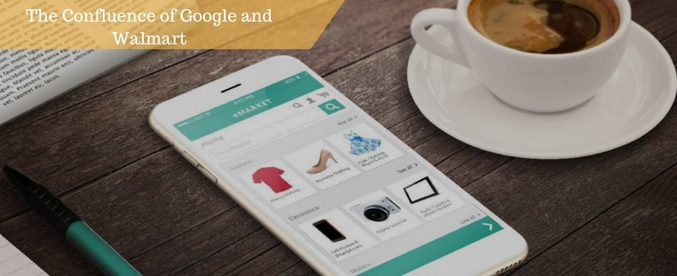 Tech News:The E-Commerce Collaboration Between Google and Walmart