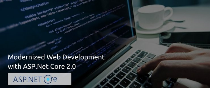 Inspiring the Next Generation of Modern Web Development with ASP.Net Core 2.0
