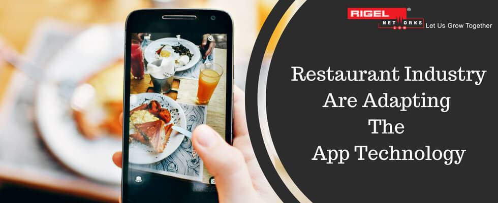 Importance of Mobile Application Development for Food Industry