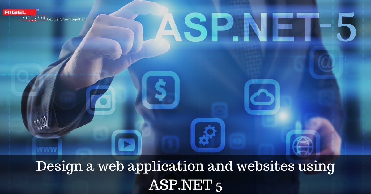 Develop Custom Web Applications by Cherry-Picking ASP.NET 5