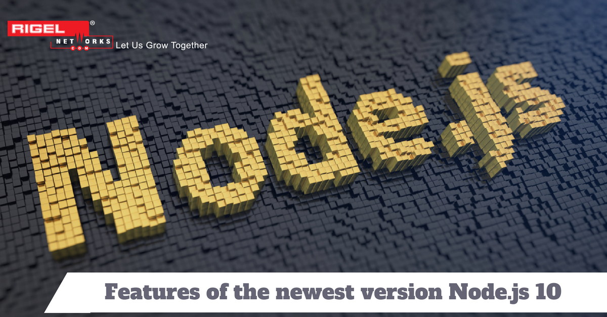 What's Store in the Latest Version of NodeJS?