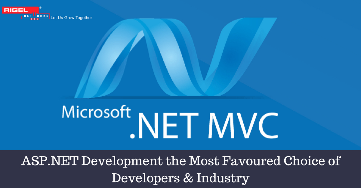 ASP.NET MVC – An Excellent Web Application Development