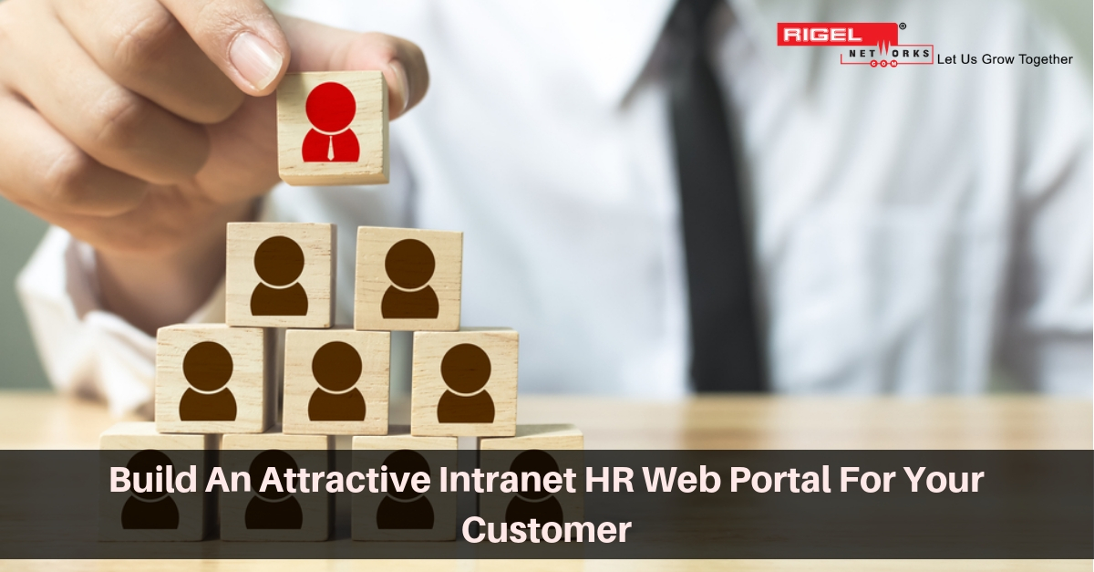 Design A User-Friendly Intranet HR Web Portal For Your Customer
