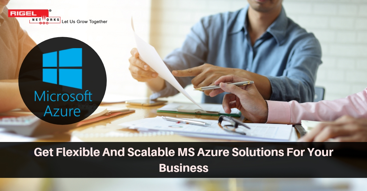Enhances The Performance Of The Overall IT Systems With Microsoft Azure