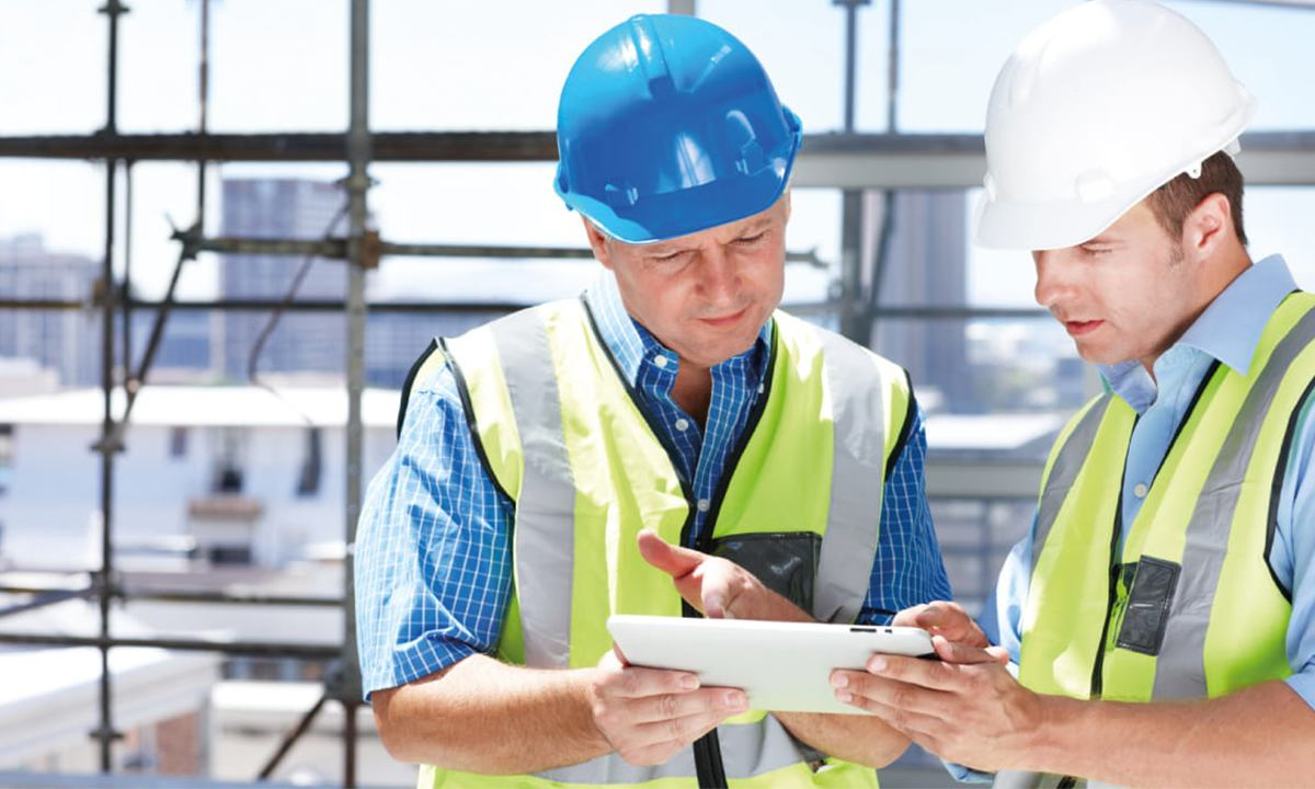 Construction Mobility Solutions - solutions for construction industry