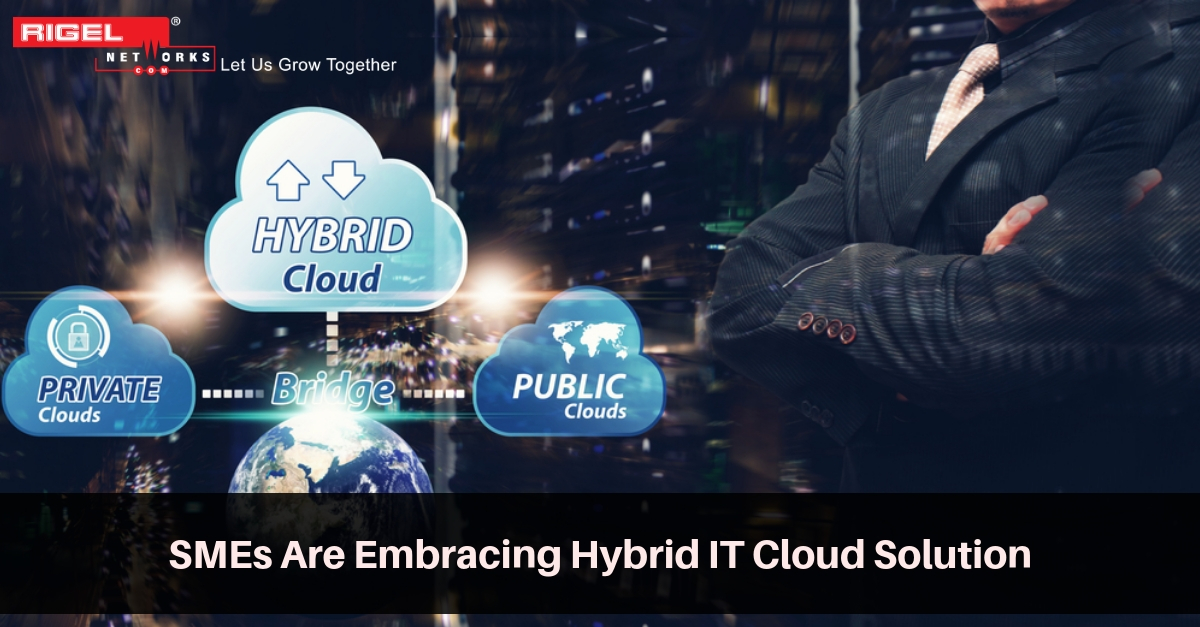 The Answer for Most SMEs – Hybrid Cloud Computing Solutions
