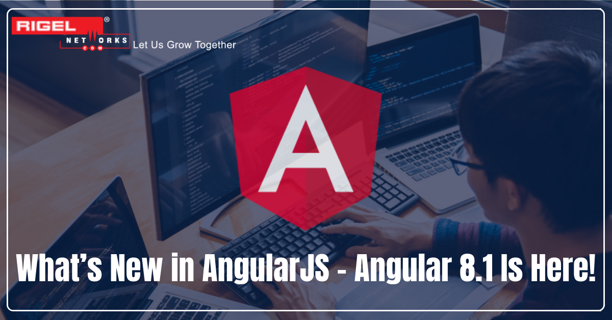 The Newest Version Of The AngularJS Framework
