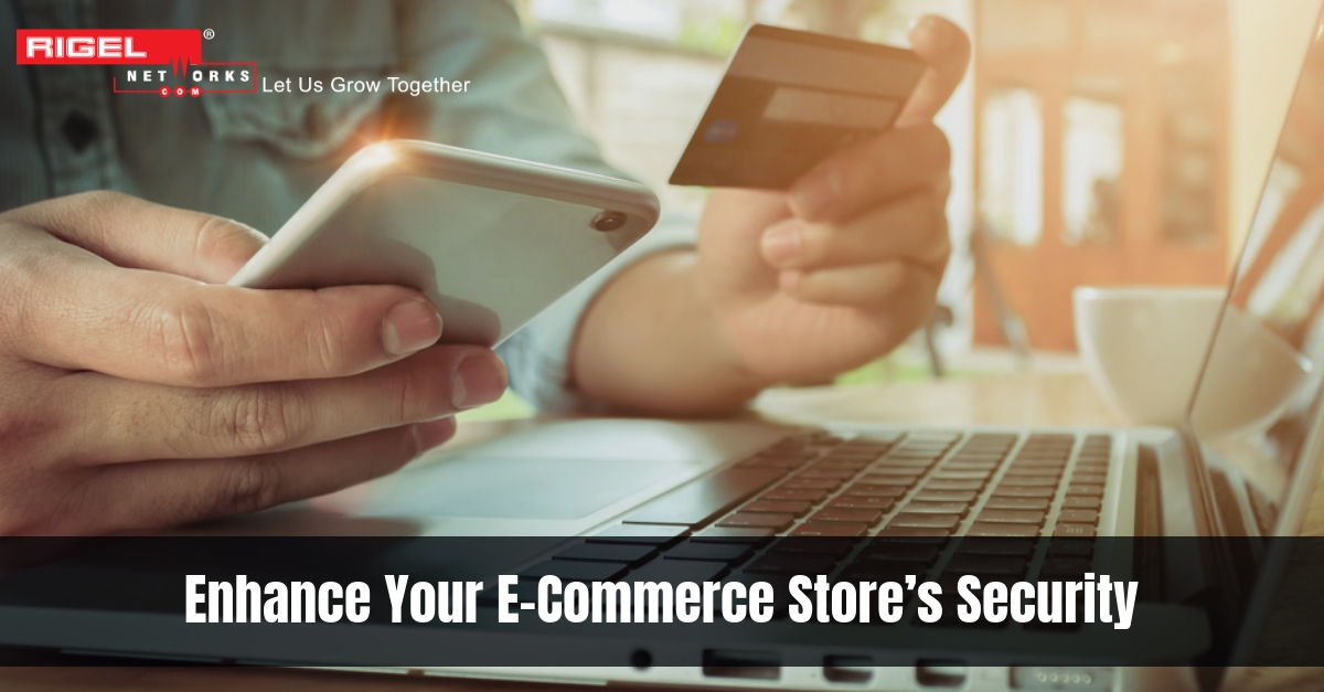 Deliver Concrete, Emphatic Changes In Your E-Commerce Store's Security
