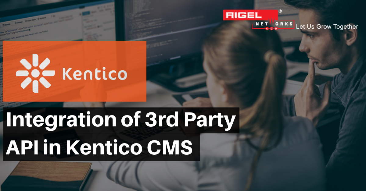 Integration of 3rd Party API in Kentico CMS