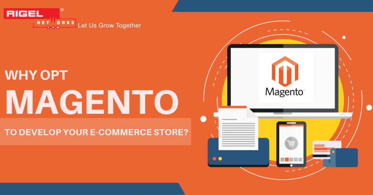 Magento – A One-Stop-Shop Solution for Creating a Successful E-Commerce Website