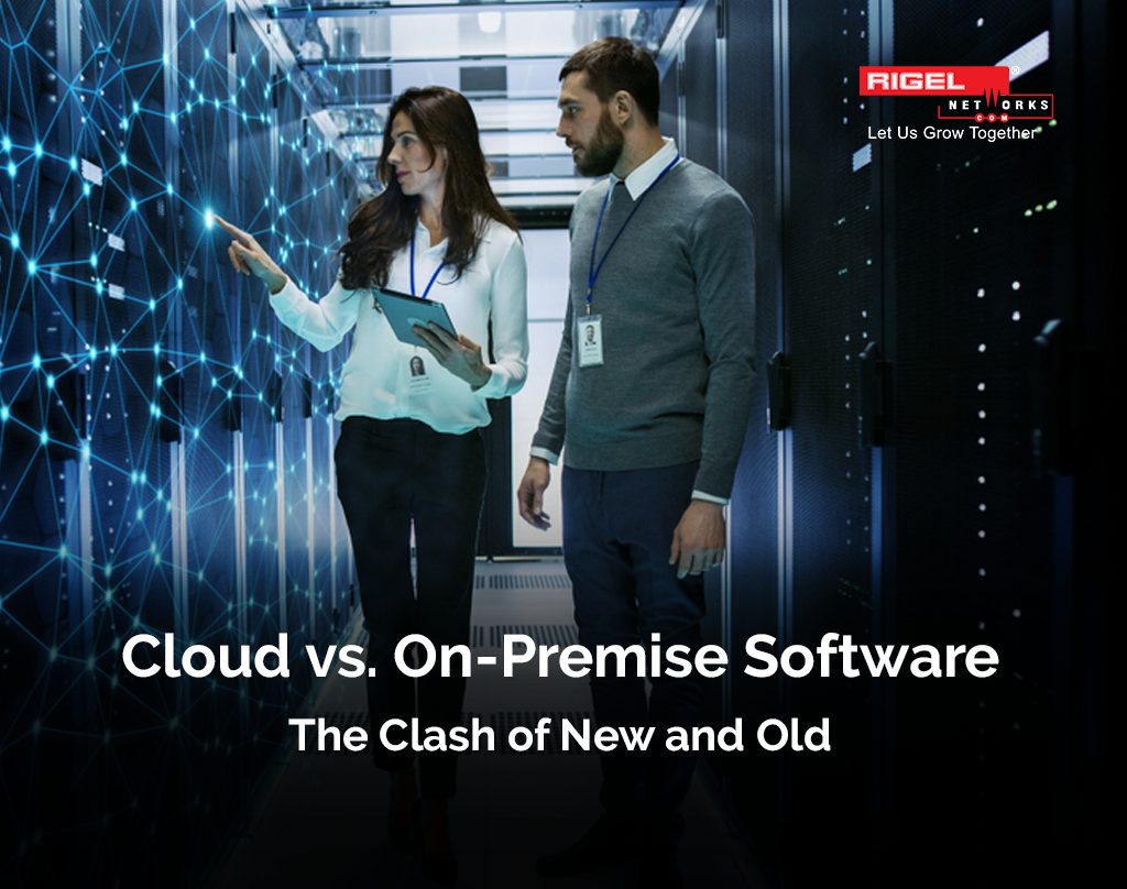 Which Services Is Best For Your Business – Cloud Computing Or On-Premise Software?