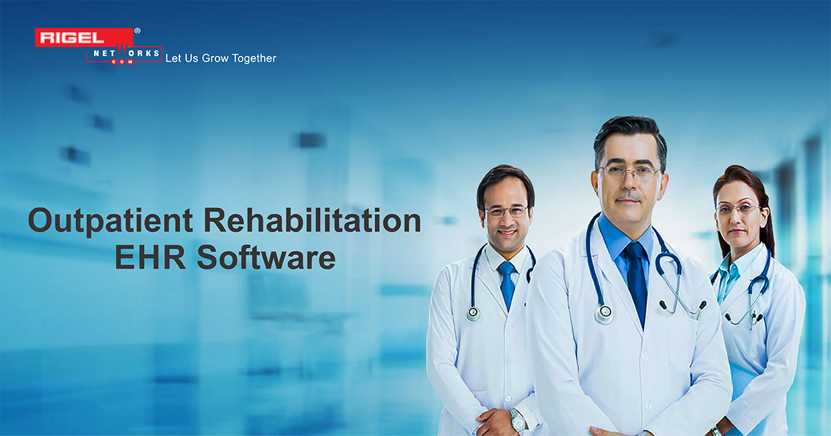 Streamline Your Rehab Hub Operations Using EMR Software